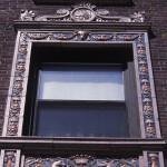 Third Floor Terracotta Façade