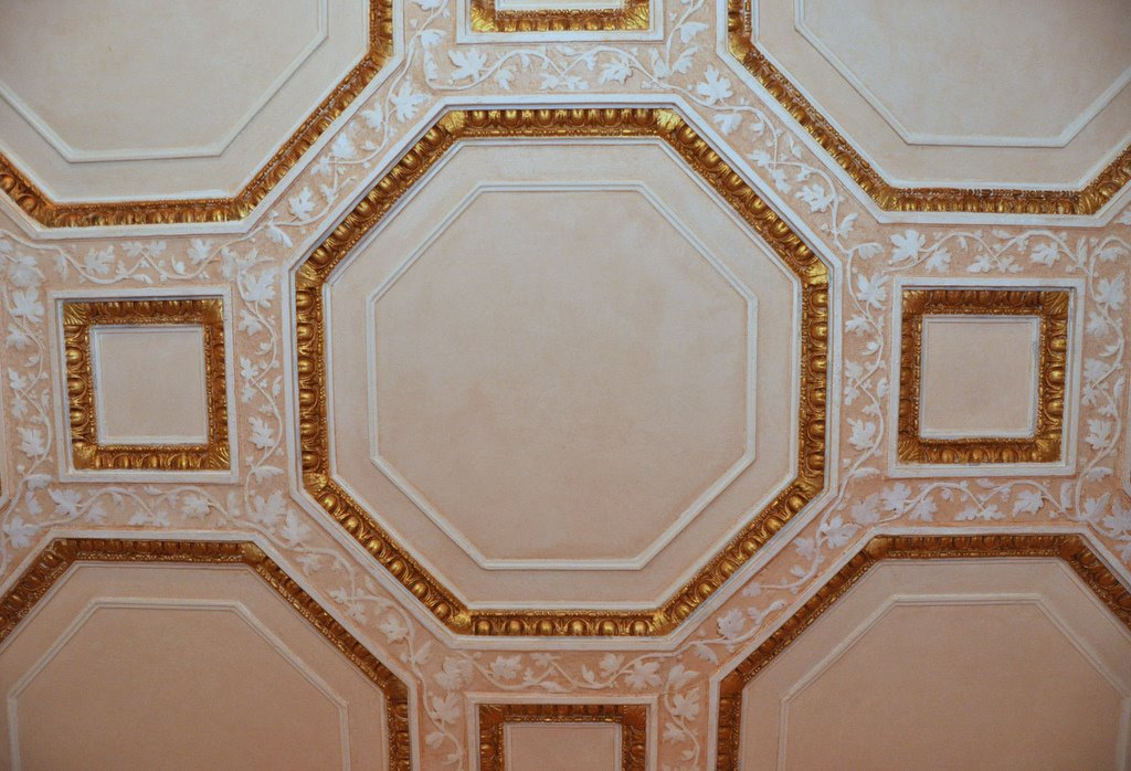 Octagon Ceiling Pattern